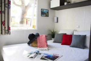 Location Mobil Homes Grimaud Saint Tropez Var et Port Grimaud pour les vacances Presentation